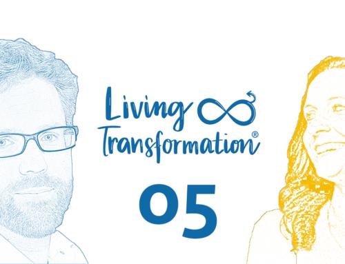 Folge 5: Jennifer Panse von Vodafone im Gespräch zur Transformation in Organisationen